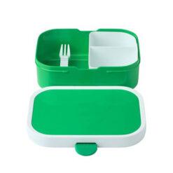 Groene Broodtrommel Lunchbox Campus Green